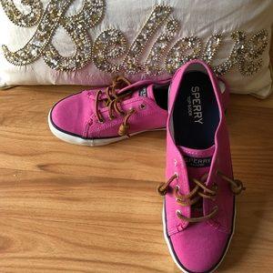 Sperry topsider slip sneakers